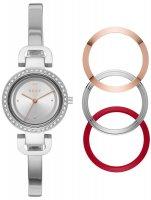Zegarek damski DKNY bransoleta NY2861 - duże 4