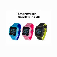 Zegarek dla dzieci z gps Garett Dla dzieci 5903246286786 Smartwatch Garett Kids Star 4G RT różowy - duże 3