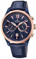 Zegarek  Festina chronograf F16998-1 - duże 1