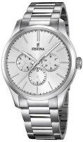 Zegarek męski Festina multifunction F16810-1 - duże 1