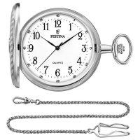 Zegarek męski Festina kieszonkowe F2021-1 - duże 1