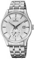 Zegarek męski Festina classic F20276-1 - duże 1