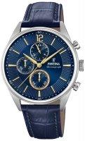 Zegarek męski Festina chronograf F20286-3 - duże 1