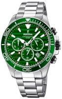 Zegarek męski Festina chronograf F20361-5 - duże 1