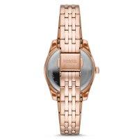 Zegarek damski Fossil scarlette ES4898 - duże 3