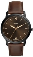 Zegarek męski Fossil the minimalist FS5551 - duże 1