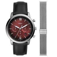 Zegarek męski Fossil neutra FS5600SET - duże 1