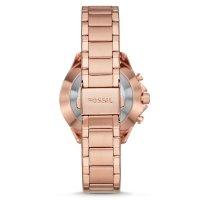 Zegarek damski Fossil hybrid smartwatch FTW5080 - duże 3