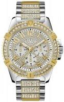Zegarek  Guess bransoleta W0799G4 - duże 1