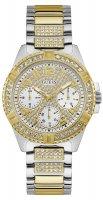 Zegarek  Guess bransoleta W1156L5 - duże 1