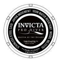 Zegarek Invicta 23735 - duże 4