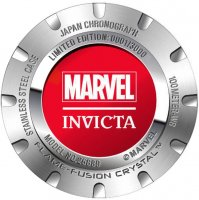 Zegarek męski Invicta marvel 25689 - duże 3