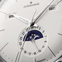 Zegarek męski Junghans meister 027/4200.00 - duże 2