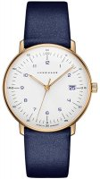 Zegarek damski Junghans max bill 047/7851.04 - duże 1