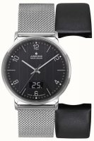 Zegarek męski Junghans funk & solar 056/4628.44 - duże 1