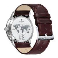 Zegarek męski Junghans meister mega 058/4902.00 - duże 2