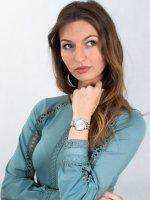 Zegarek klasyczny Anne Klein Bransoleta AK-3421SVSV - duże 2