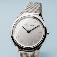 Zegarek klasyczny Bering Ultra Slim 17031-000 - duże 2