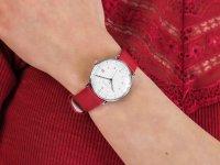 Zegarek klasyczny Junghans Max Bill 047/4541.04 Max Bill Ladies - duże 4