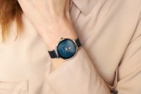 Zegarek klasyczny Obaku Denmark Bransoleta V243LMCLML MAANE - ARCTIC - duże 4