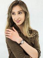 Zegarek damski Seiko premier SXDE01P2 - duże 2