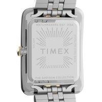 Zegarek damski Timex addison TW2U14200 - duże 4