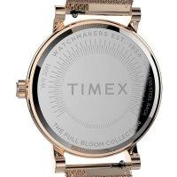 Zegarek damski Timex full bloom TW2U18700 - duże 4