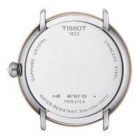 Zegarek damski Tissot glendora T929.210.46.266.00 - duże 3