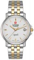 Zegarek męski Le Temps zafira LT1065.44BT01 - duże 1