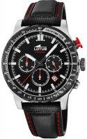 Zegarek męski Lotus chrono L18587-4 - duże 1