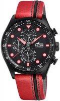Zegarek męski Lotus chrono L18593-5 - duże 1