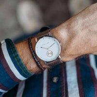 Zegarek męski Meller maori 2B-1BROWN - duże 4