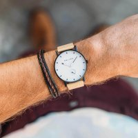 Zegarek męski Meller maori 2BW-1SAND - duże 4