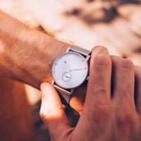 Zegarek męski Meller maori 2P-2SILVER - duże 5