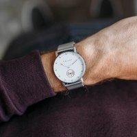 Zegarek męski Meller maori 2P-2SILVER - duże 4