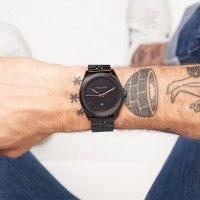 Zegarek męski Meller ekon 6NR-3BLACK - duże 5