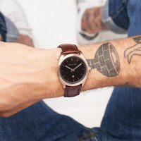 Zegarek męski Meller ekon 6RN-1CHOCO - duże 5