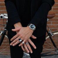 Zegarek męski Meller daren 8PN-3.2SILVER - duże 5