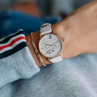 Zegarek damski Meller astar W1R-1WHITE - duże 4