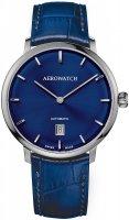 Zegarek męski Aerowatch heritage slim 67975-AA03 - duże 1