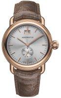 Zegarek męski Aerowatch 1942 41900-RO03 - duże 1