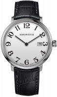 Zegarek męski Aerowatch heritage slim 21976-AA05 - duże 1