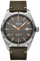 Zegarek męski Atlantic seaflight 70351.41.41R - duże 1