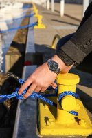 Zegarek męski Atlantic seapair 60335.41.61 - duże 5