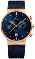 Zegarek męski Atlantic seatrend 65457.44.51R - duże 1
