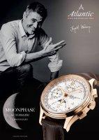 Zegarek męski Atlantic worldmaster 55851.44.25 - duże 3