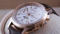 Zegarek męski Atlantic worldmaster 55851.44.25 - duże 5