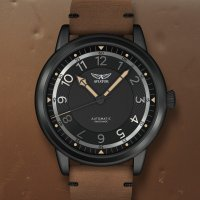 Zegarek męski Aviator douglas V.3.31.0.228.4 - duże 2