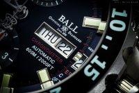 Zegarek męski Ball engineer hydrocarbon DC3026A-SC-BK - duże 6