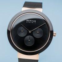 Zegarek męski Bering ceramic 35040-166 - duże 3